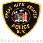 Great Neck Estates Police Department Patch