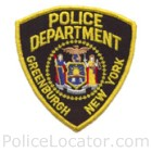 Greene Police Department Patch