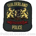 Guilderland Police Department Patch