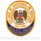 Hastings-on-Hudson Police Department Patch