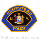 Hempstead Police Department Patch