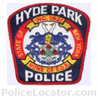 Hyde Park Police Department Patch