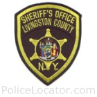 Livingston County Sheriff's Office Patch