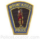 Mount Kisco Police Department Patch