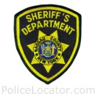 Nassau County Sheriff's Department Patch