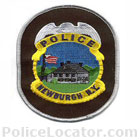 Newburgh City Police Department Patch
