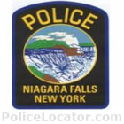 Niagara Falls Police Department Patch