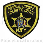 Orange County Sheriff's Office Patch