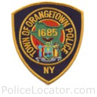 Orangetown Police Department Patch