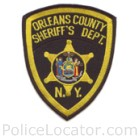 Orleans County Sheriff's Office Patch