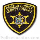 Oswego County Sheriff's Office Patch