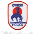 Owego Police Department Patch