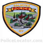 Palmyra Police Department Patch