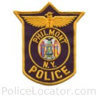 Philmont Police Department Patch