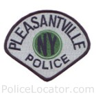 Pleasantville Police Department Patch