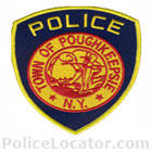 Poughkeepsie Town Police Department Patch