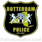 Rotterdam Police Department Patch