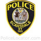 Scarsdale Police Department Patch