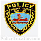 Shelter Island Police Department Patch