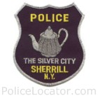 Sherrill Police Department Patch