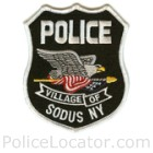 Sodus Point Police Department Patch
