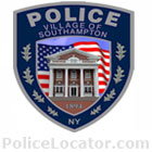 Southampton Village Police Department Patch