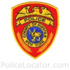 Suffolk County Police Department Patch