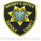 Suffolk County Sheriff's Office Patch