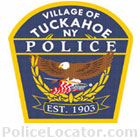 Tuckahoe Police Department Patch