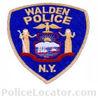 Walden Police Department Patch