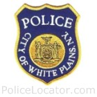 White Plains Police Department Patch