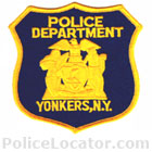 Yonkers Police Department Patch