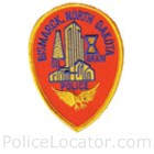 Bismarck Police Department Patch