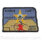 Bowman County Sheriff's Department Patch
