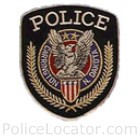 Carrington Police Department Patch
