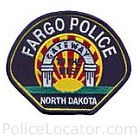 Fargo Police Department Patch