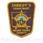 Grand Forks County Sheriff's Department Patch