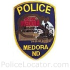 Medora Police Department Patch