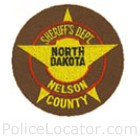 Nelson County Sheriff's Department Patch