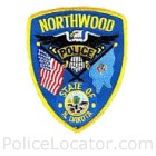 Northwood Police Department Patch