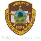 Sargent County Sheriff's Office Patch