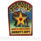 Sheridan County Sheriff's Department Patch