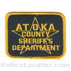 Atoka County Sheriff's Office Patch