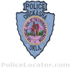 Chickasha Police Department Patch