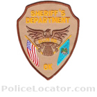 Ellis County Sheriff's Office Patch