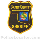 Grant County Sheriff's Office Patch
