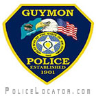 Guymon Police Department Patch