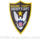 Hughes County Sheriff's Office Patch