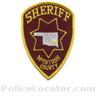 McIntosh County Sheriff's Office Patch