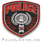 Mid-America Christian University Police Department Patch